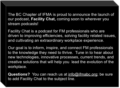 NEW - IFMA PODCAST TEXT